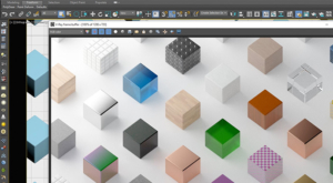 Import and render physically-based materials created with NVIDIA's Material Definition Language.