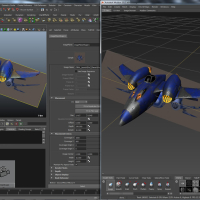 <strong>Maya image plane matching</strong><br />Smoother multiproduct modeling workflow.