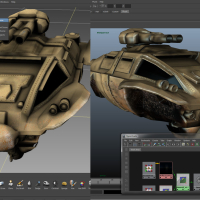 <strong>Smooth integration</strong><br />Move models between Mudbox and other software.