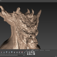 <strong>Twist for Grab Brush - NOWOŚĆ!</strong><br />Create swirl-like effects on a mesh.