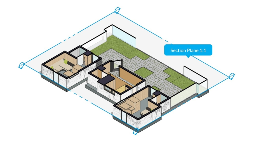 SketchUp Pro 2018 named_sections
