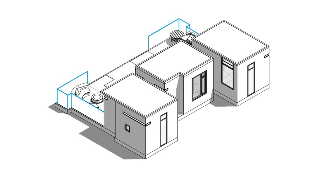 SketchUp Pro 2018 scaled_vector_drawing